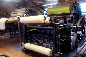 Kabala wool mill