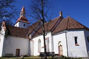St. Lawrence Church in Kuusalu