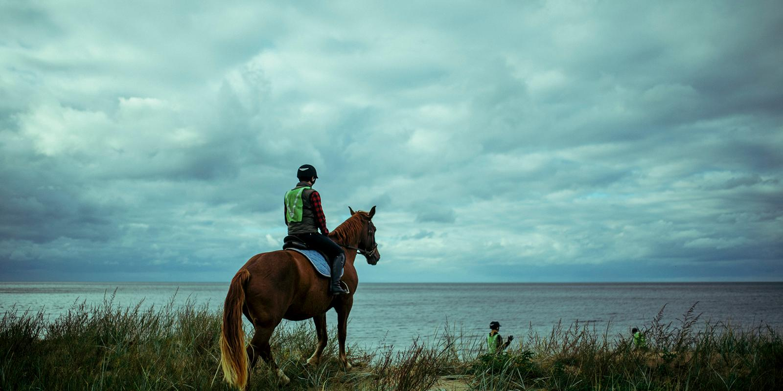horse riding holidays in estonia