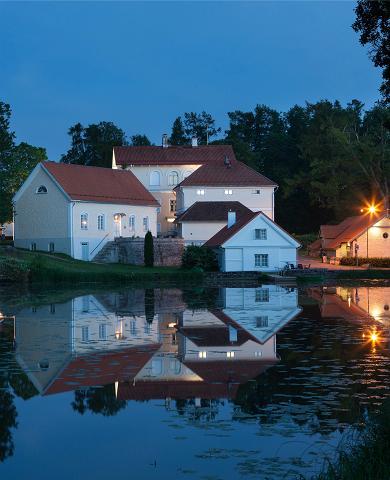 TOP 10 manor hotels in Estonia