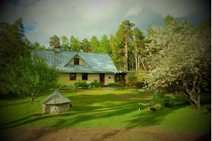 Main building of Kallaste Tourist Farm