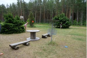 Discgolf in Padise