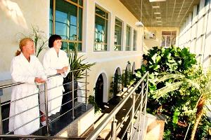 Wellness-Zentrum Orchidee im Toila Spa