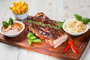 BabyBack Ribs & BBQ at Tasku Shopping Centre in Tartu