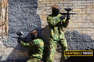 Paintball überall in Estland – Paintballtaxi bestellen!
