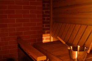 Sauna of the Hunter House