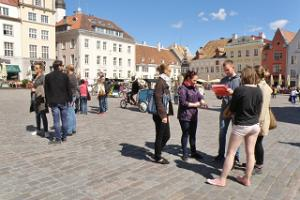 Photo Excursion in Old Town of Tallinn