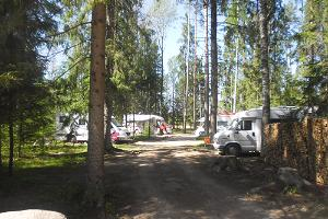 The Secret Land of Taevaskoda, parking ground for caravans