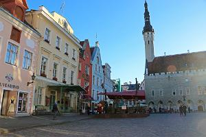 Medieval dwellings of Tallinn
