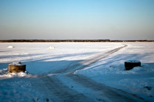 Excursion on the Noarootsi ice road – a true Nordic experience