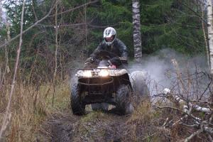 ATV tours in Toosikannu Holiday Centre