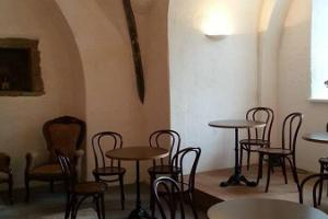 Coffee Room at the Koluvere Castle