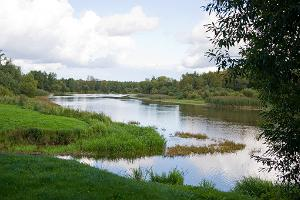 The Emajõgi River study trail