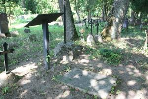 Friedhof  Reopalu in Paide