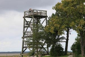 Haeska birdwatching tower