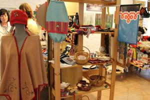 MTÜ Christine Gild handicraft shop