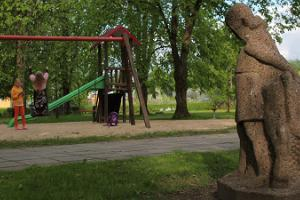 Kinderpark in Viljandi