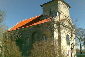 St. George Orthodox Church in Paldiski