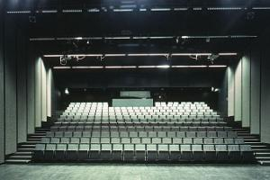 Auditorium of Kumu Art Museum