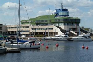 Speedboat excursion of Tallinn harbours