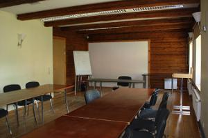 Seminar room at Marguse Holiday Centre