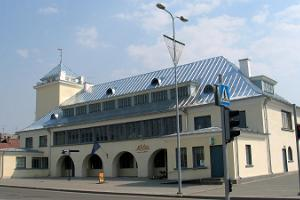 Market hall in Rakvere