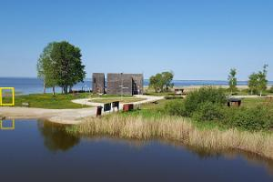 Visitor Centre of Lake Võrtsjärv on the Rannu-Jõesuu recreation area