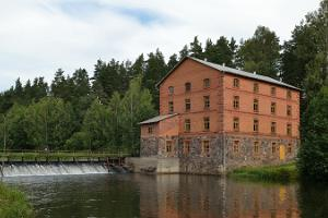 Kiidjärve Water Mill