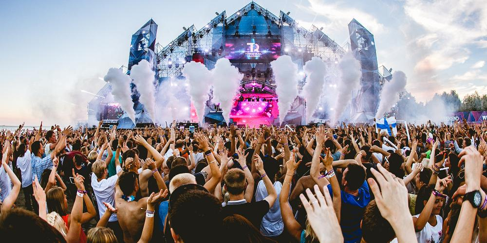 Get ready for Weekend Festival Baltic 2017