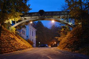 Devil's Bridge in Tartu