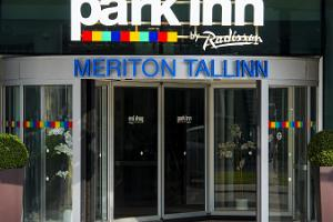Отель Park Inn by Radisson Meriton Conference & Spa Hotel Tallinn