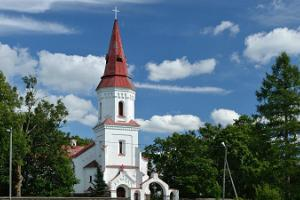 Hageri St. Lambertus Church
