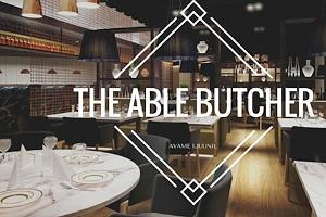 "Restoran ""The Able Butcher"""