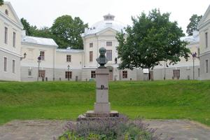 Monument to Friedrich Robert Faehlmann