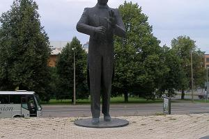 Monument to Eduard Tubin