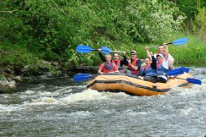 VeeTee rafting and canoe trips