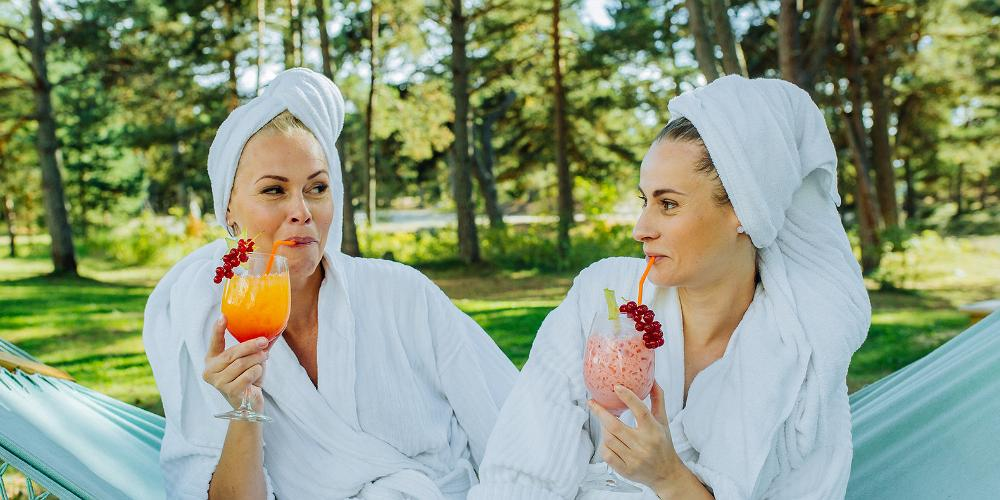 Spa break in Estonia - luxury for every budget