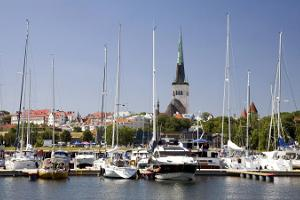 Tallinn Old Port Yacht Harbour / Old City Marina