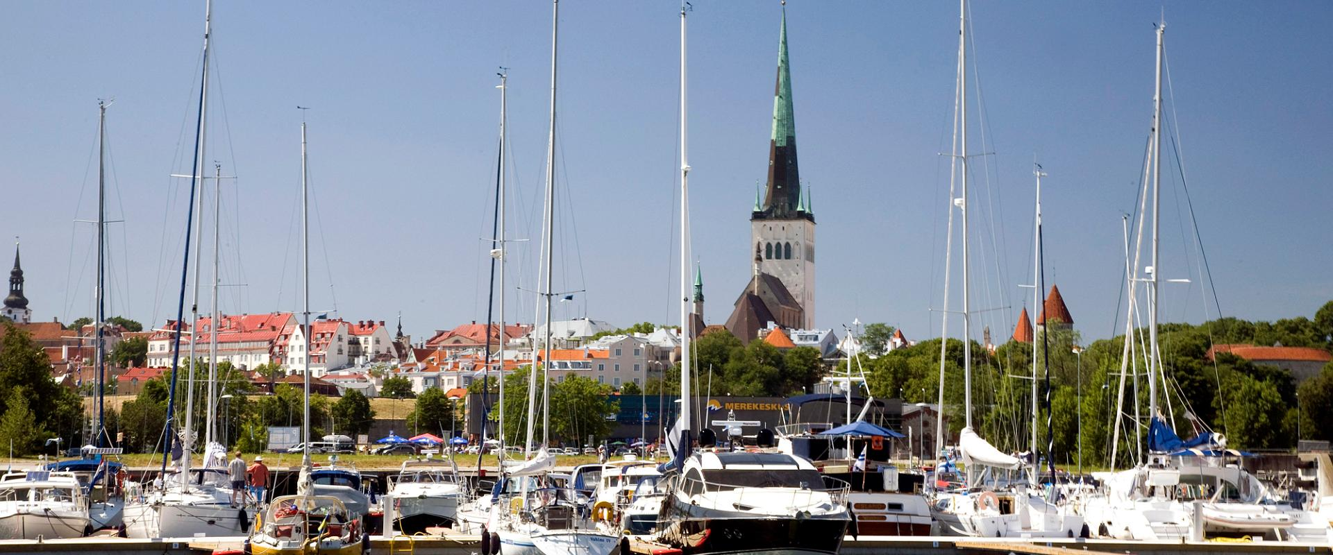 3a94d5dbba8 Tallinn Old Port Yacht Harbour / Old City Marina, Estonia