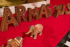Gingerbread Mania, gingerbread art and design exhibition