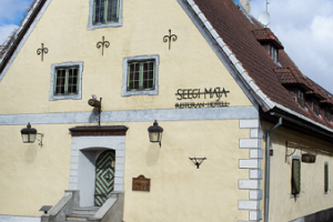 Seegi Maja (the Almshouse)