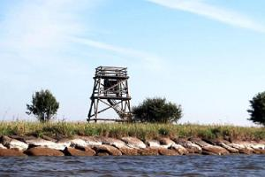 Vana-Pärnu bird watching tower