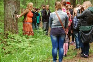 Guided hikes in the two Taevaskoda Halls
