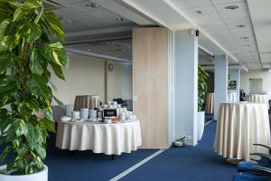 Seminarzentrum des Tallinn Seaport Hotels