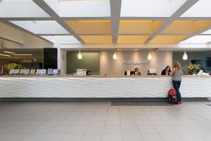 Pirita Spa Hotel reception