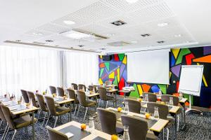 Konferenslokaler i hotellet Park Inn by Radisson Central Tallinn