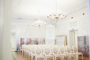 Hall at Tartu City Museum