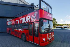 Tallinn City Tour Bus & Museums