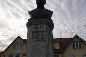 Memorial to Cyrillus Kreek