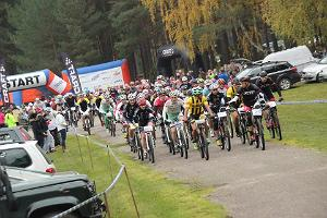 Haanja100 cycling event